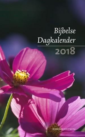Bijbelse Dagkalender 2018 (Paperback)