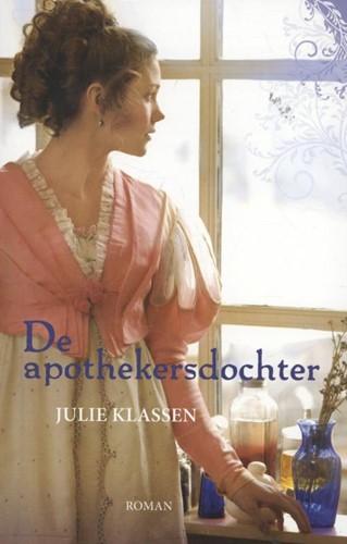 De apothekersdochter (Boek)