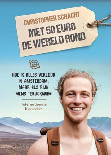 Met 50 euro de wereld rond (Paperback)