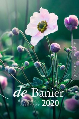 Banier Dagboekkalender 2020 (Grote letter) (Paperback)