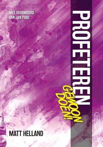 Profeteren - gewoon doen! (Paperback)