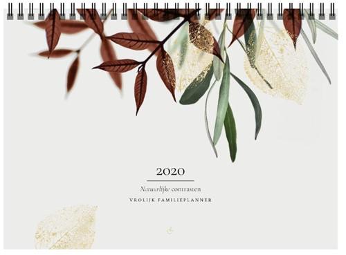Vrolijk Familieplanner 2020 (Paperback)