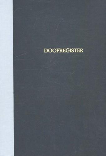 Doopregister (Hardcover)