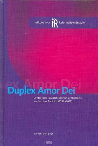 Duplex amor Dei (Hardcover)
