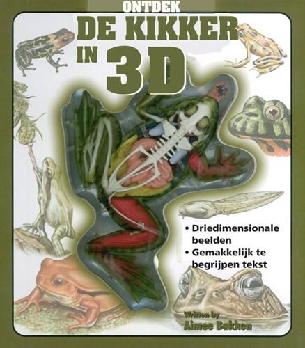 Ontdek een kikker in 3-D (Hardcover)