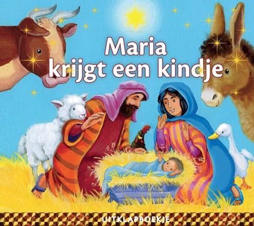 Maria krijgt een kindje (Hardcover)