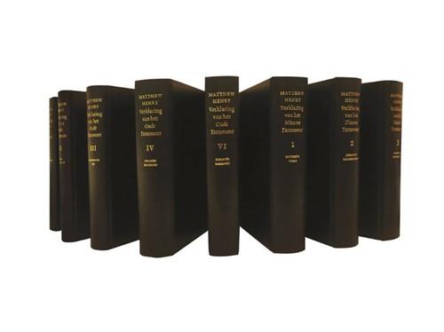 Verklaring van het oude en nieuwe testament 9 delen (Hardcover)