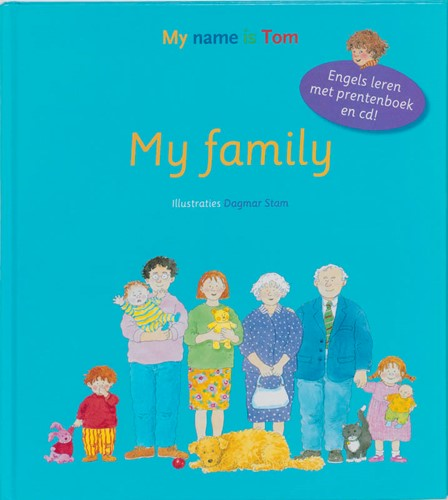 My family (Hardcover)