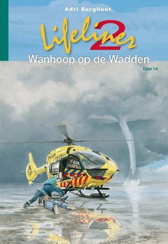 Lifeliner 2 - Wanhoop op de Wadden (Hardcover)