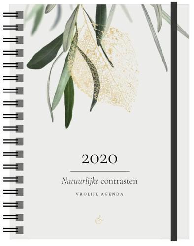 Vrolijk Agenda 2020 (Groot) (Boek)