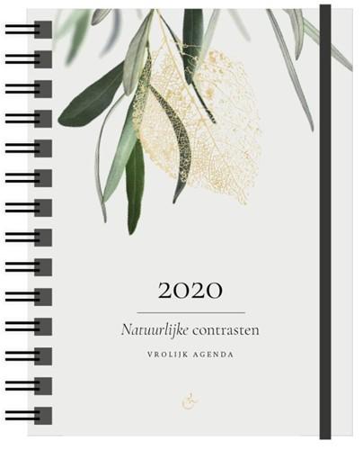 Vrolijk Agenda 2020 (Klein) (Hardcover)