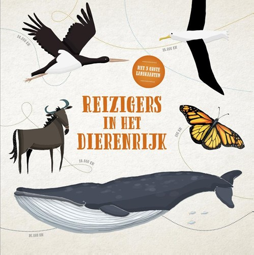 Reizigers in het dierenrijk (Hardcover)
