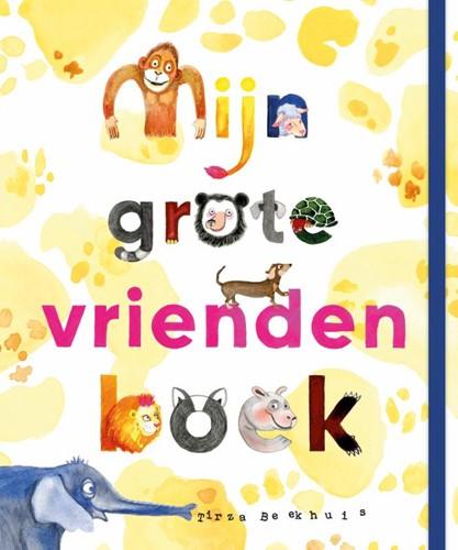 Mijn grote vriendenboek (Hardcover)