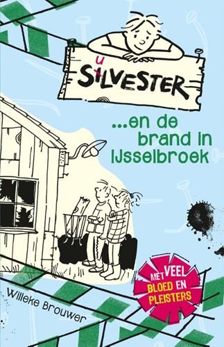 Silvester en de brand in IJsselbroek - deel 2 (Midprice) (Boek)