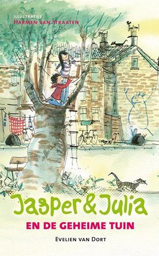 Jasper en Julia en de geheime tuin (Hardcover)