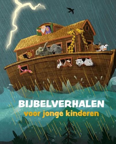 Bijbelverhalen voor jonge kinderen (Hardcover)