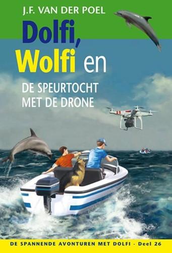Dolfi, Wolfi en de speurtocht met de drone (Hardcover)