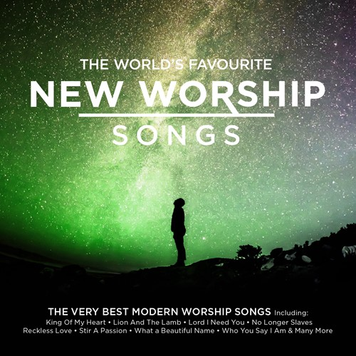The World's Favourite New Worship Songs (CD)