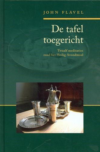 De tafel toegericht (Hardcover)