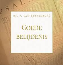 Goede belijdenis (Hardcover)