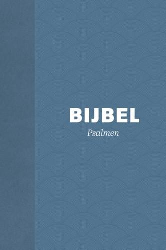 Bijbel (HSV) met Psalmen - hardcover petrol (Hardcover)