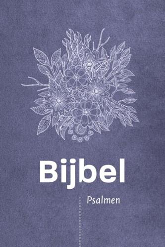 Bijbel (HSV) met Psalmen - vivella paars (Hardcover)