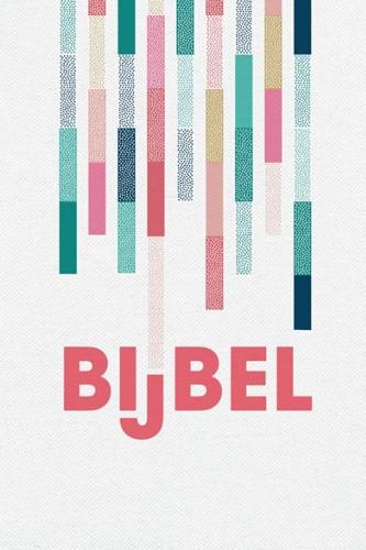 Bijbel (HSV) - hardcover kleurig (Hardcover)