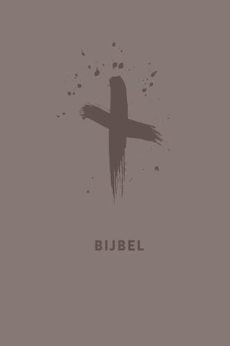 Bijbel (HSV) - vivella kruis (Boek)