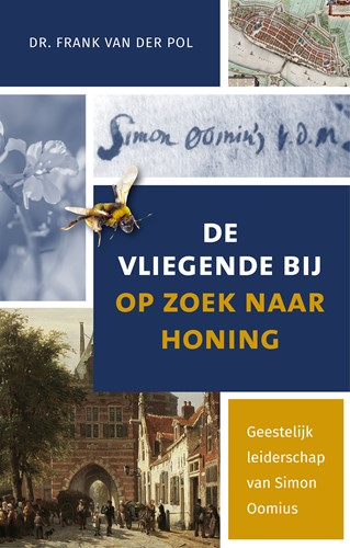 De vliegende bij op zoek naar honing (Hardcover)