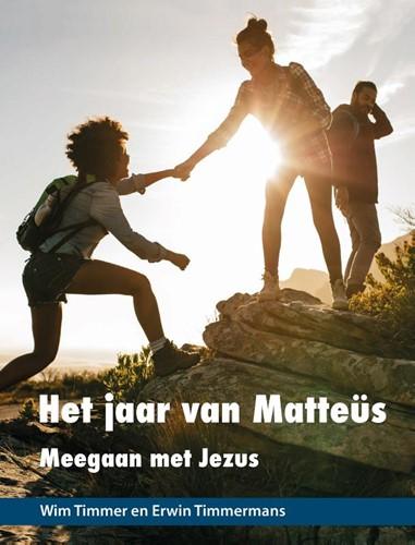 Het jaar van Matteüs (Boek)