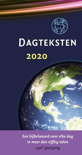 Dagteksten 2020 (Boek)
