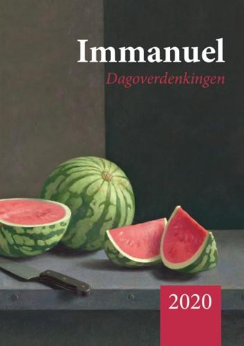 Immanuel dagoverdenkingen 2020 (Paperback)