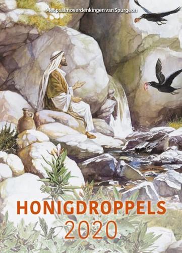 Honigdroppels 2020 (Boek)