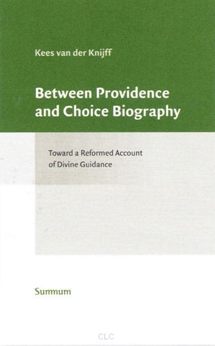 Between Providence and Choice Biography (Hardcover)