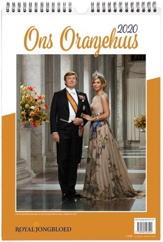 Ons Oranjehuis 2020 (Kalender)