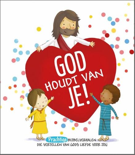 God houdt van je! (Kartonboek)