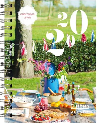 Elisabeth agenda 2020 (Boek)