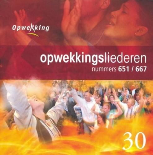 Opwekkingsliederen 30 (CD)