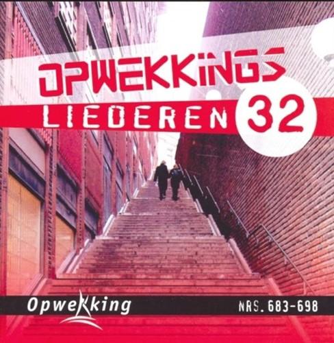 Opwekkingsliederen 32 (CD)