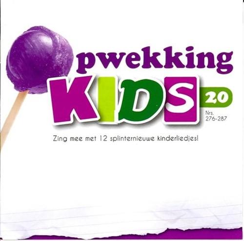 Opwekking kids 20 cd (CD)