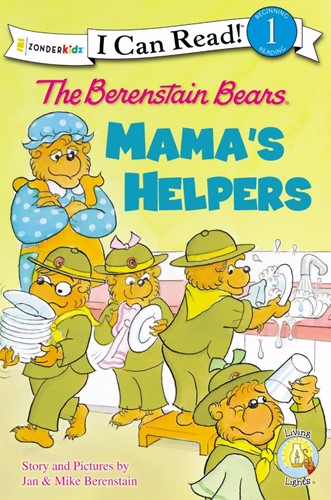 Mama's helpers (Boek)