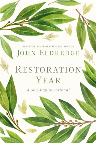 Restoration year (Boek)