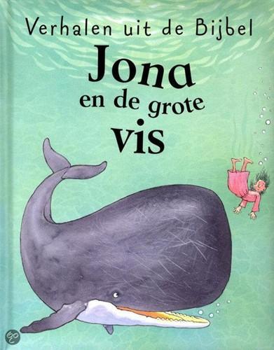 Jona en de grote vis (Boek)
