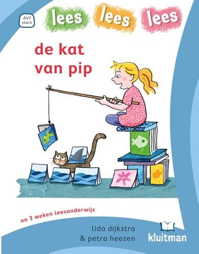 Kat van pip (Hardcover)
