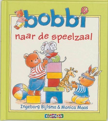 Bobbi naar de speelzaal (Hardcover)