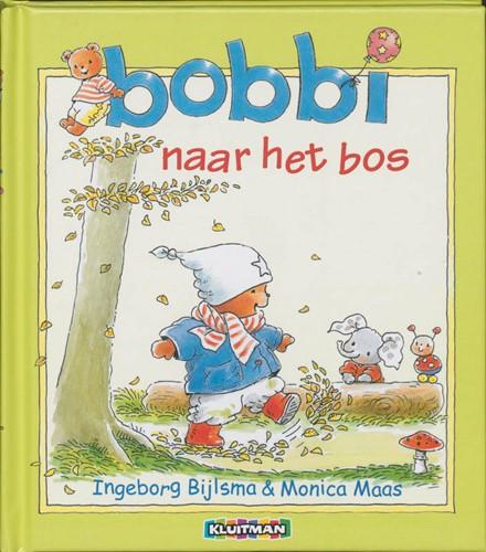 Bobbi naar het bos (Hardcover)