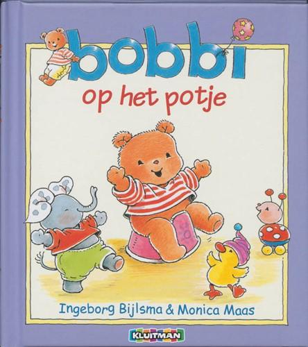 Bobbi op het potje (Hardcover)