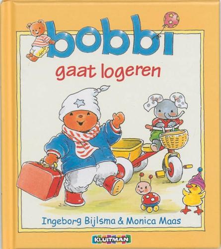 Bobbi gaat logeren (Hardcover)