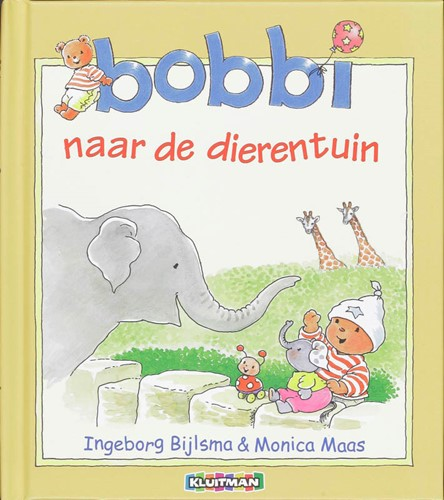 Bobbi naar de dierentuin (Hardcover)