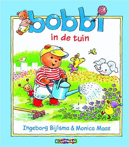 Bobbi in de tuin (Hardcover)